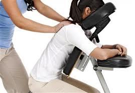 Stoelmassage - Sport en Massage Bodegraven
